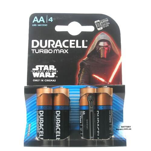 AA Duracell Turbo