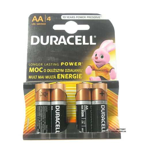 AA Duracell