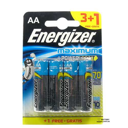 AA Energizer Maximum