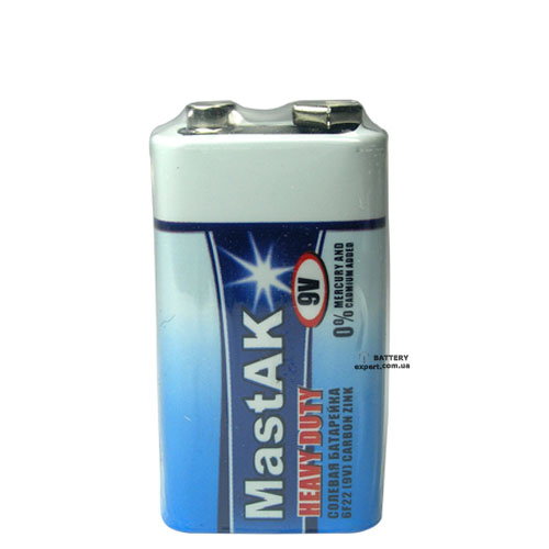 9V MastAK Heavy Duty